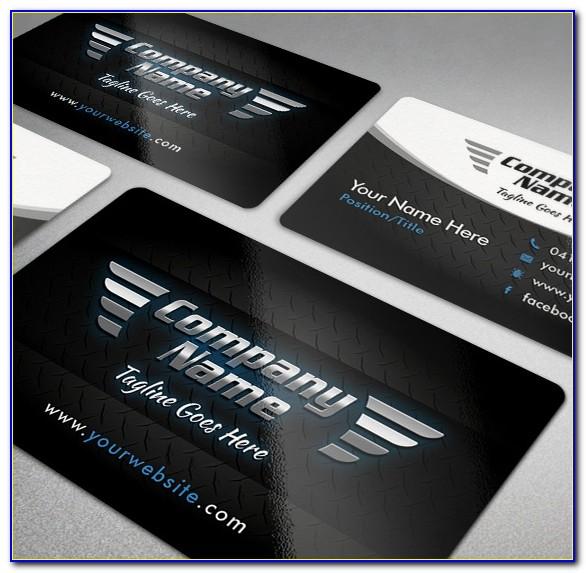 Medicare Compliant Business Cards