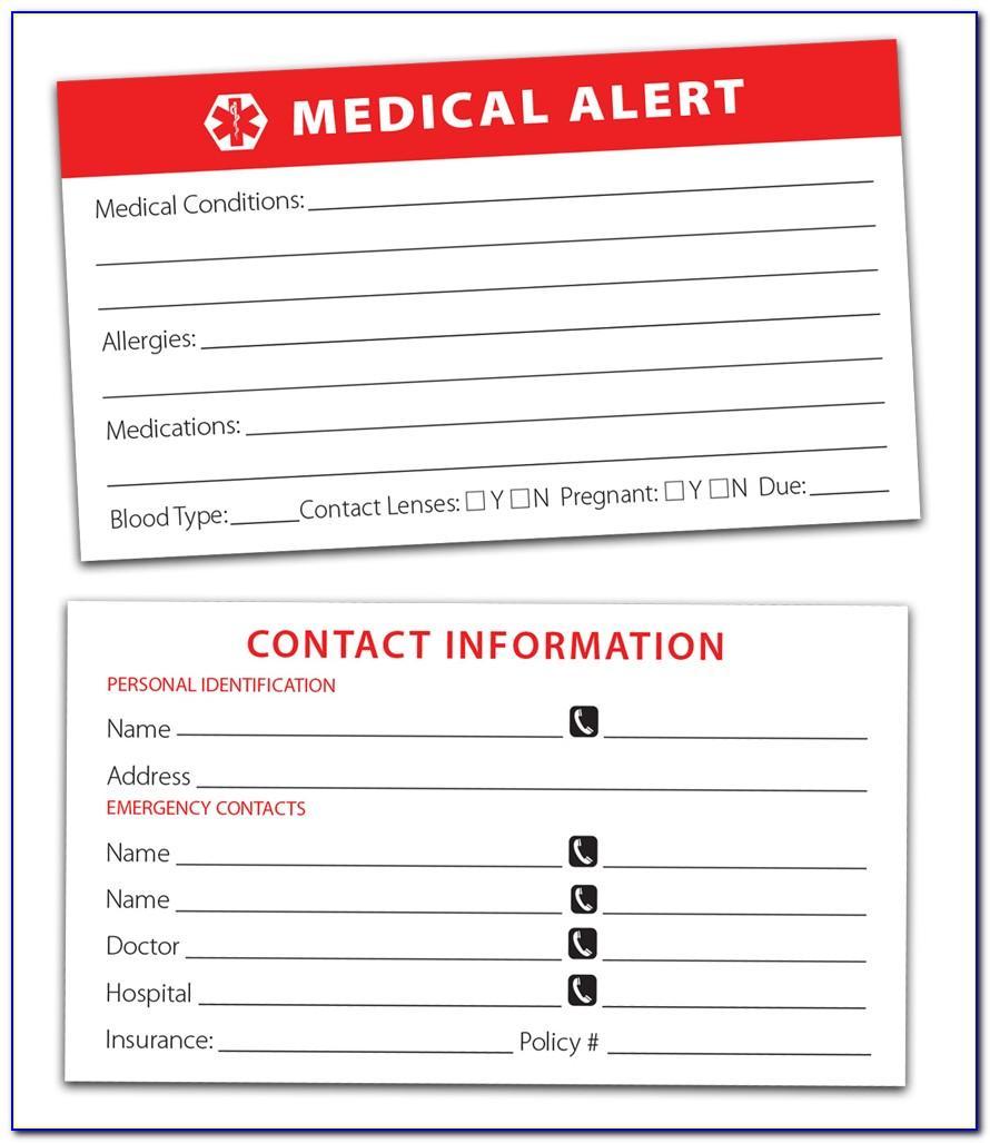 Membership Card Template Free Download