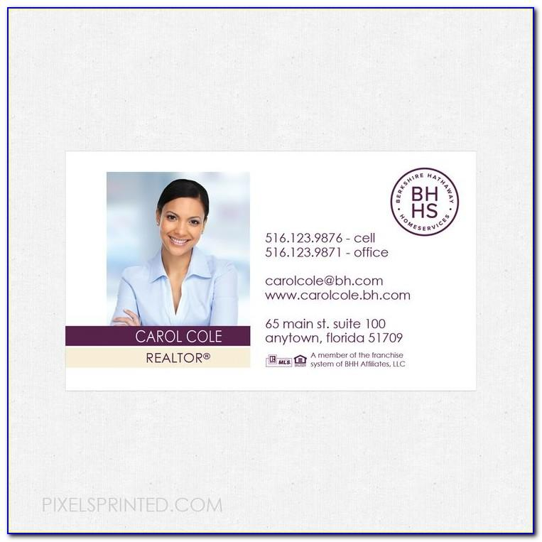 Merrill Corp Bhhs Business Cards