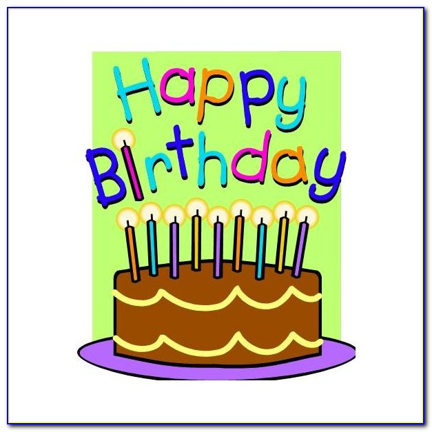 Microsoft Birthday Cards Templates Free