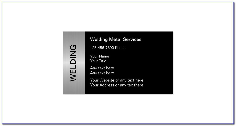 Modern Elegant Business Card Design