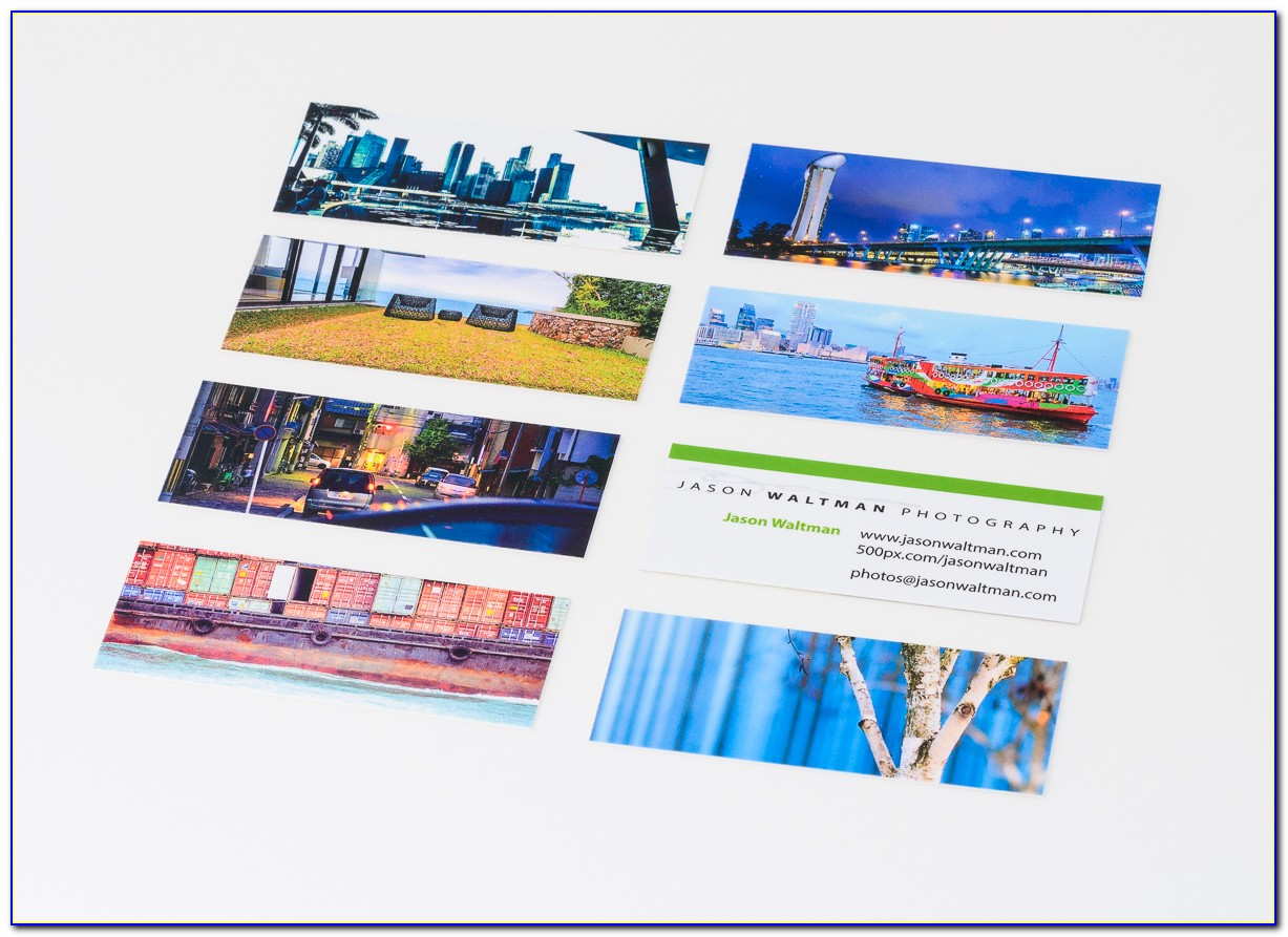 Moo Recycled Business Cards
