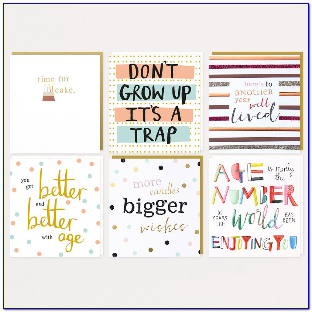 Multipack Birthday Cards Amazon