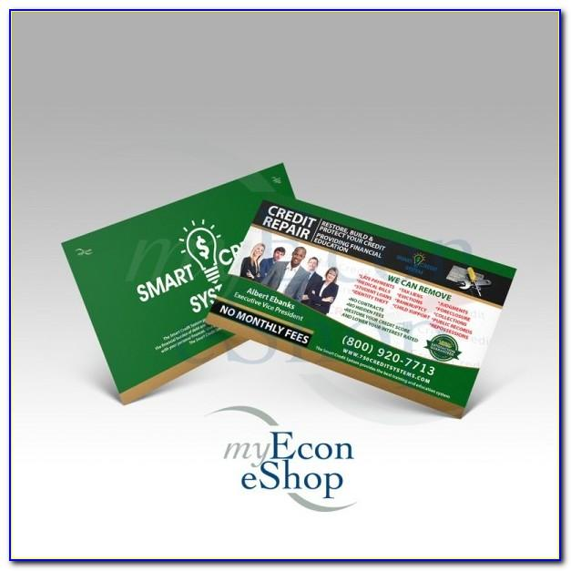 Myecon Business Cards