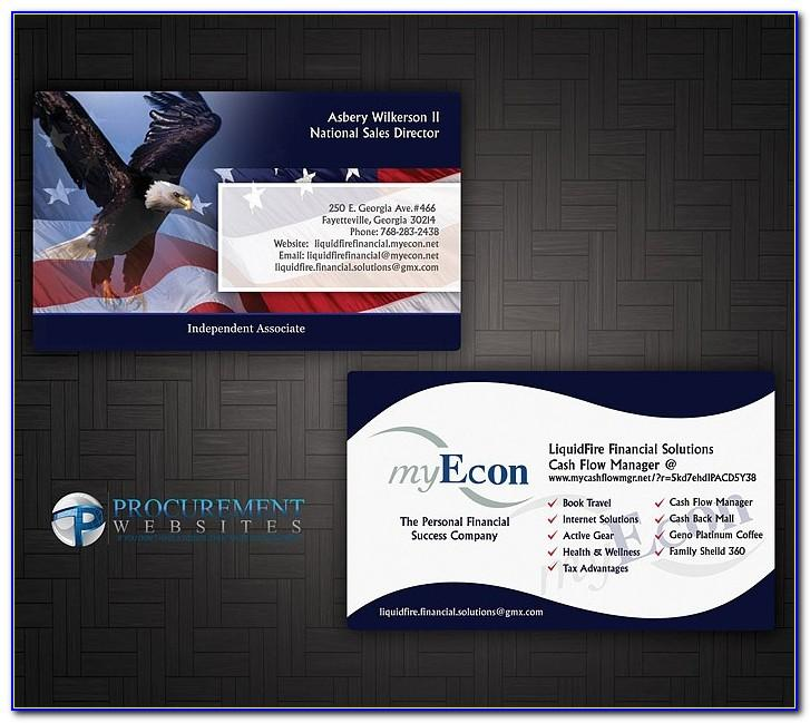 Nambe Business Card Holder