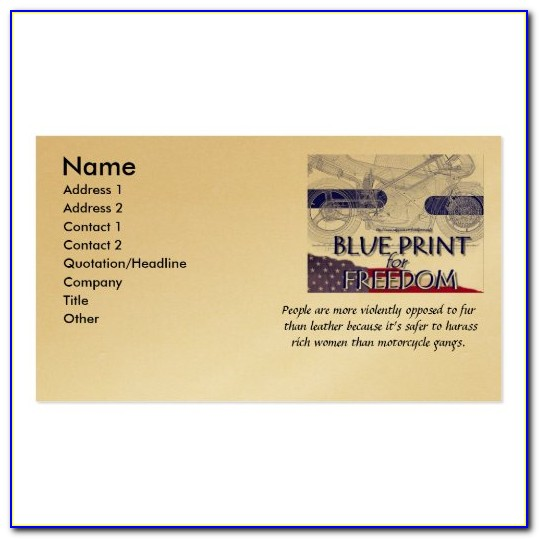 Navitor Business Card Template