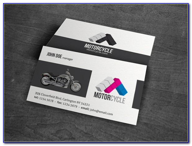 Navitor Business Cards