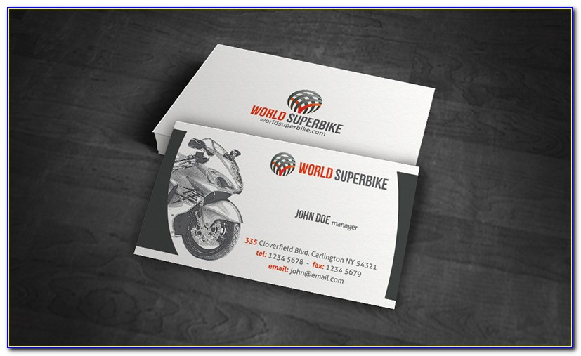 New Chase Business Card