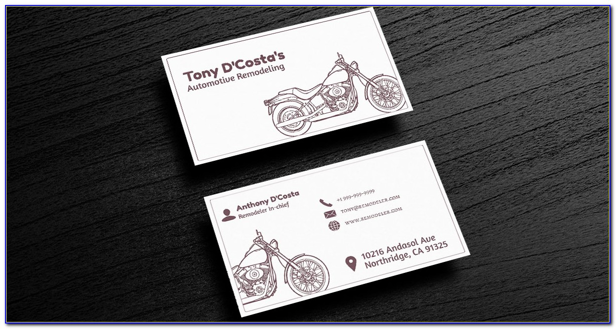 New Chase Southwest Business Card