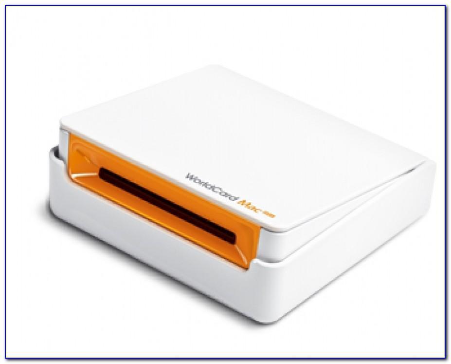 Penpower Worldcard Pro Color Business Card Scanner