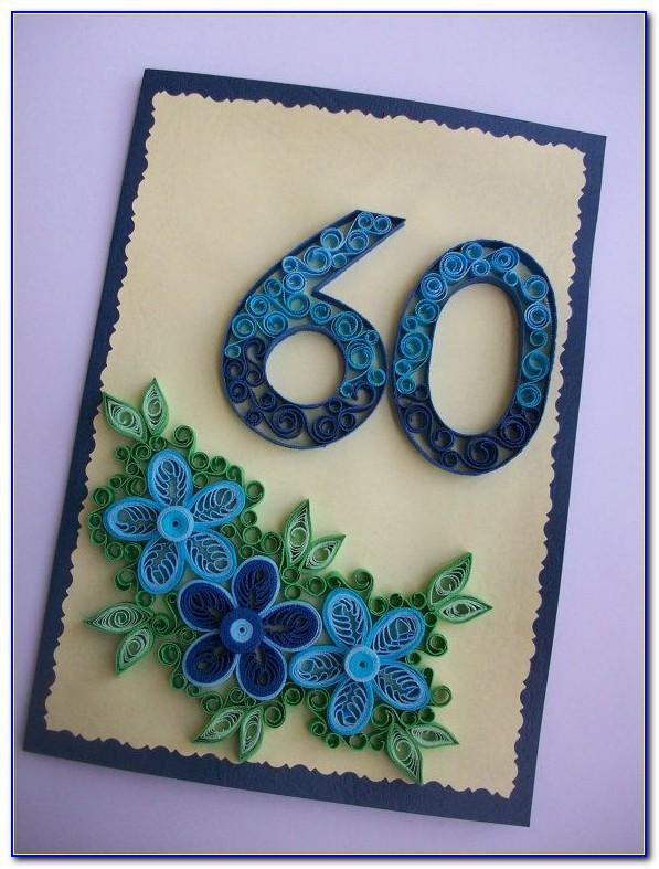 Personalised 60th Birthday Card For Sister