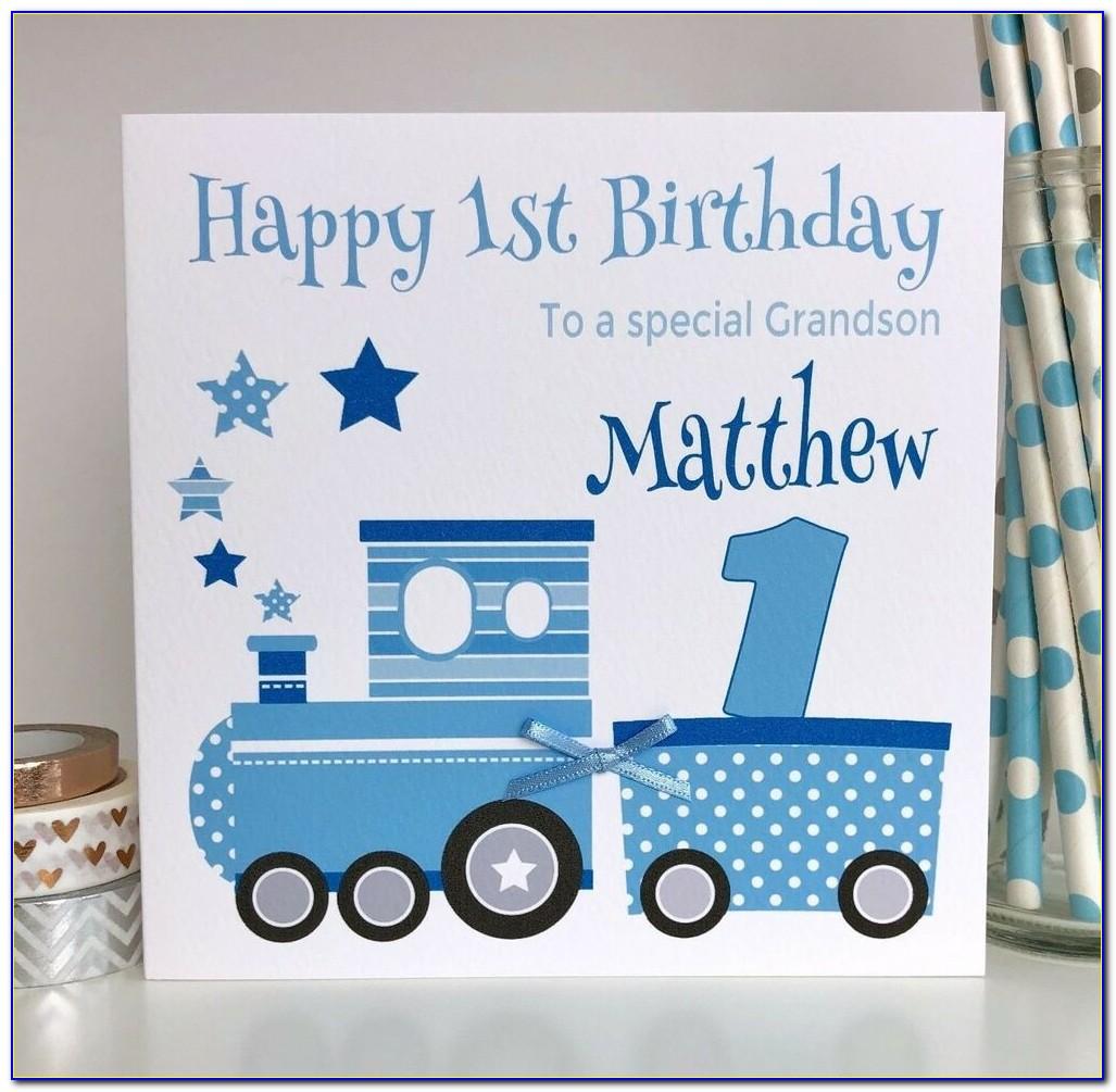 Personalised Octonauts Birthday Card