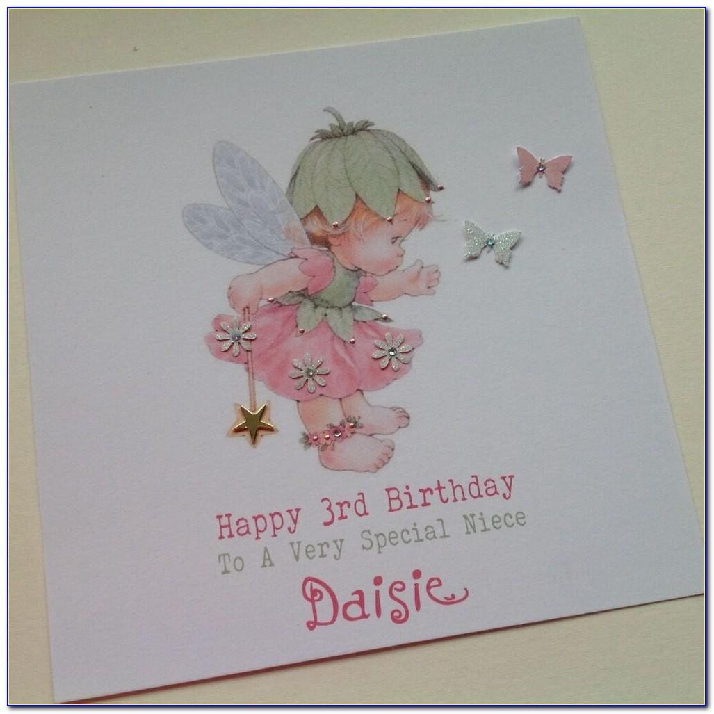Personalized Daughter Birthday Cards