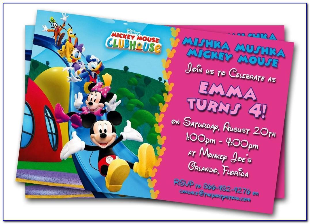 Photo Editor Birthday Invitation Card