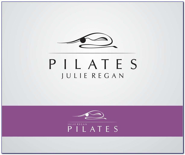 Pilates Business Card Ideas