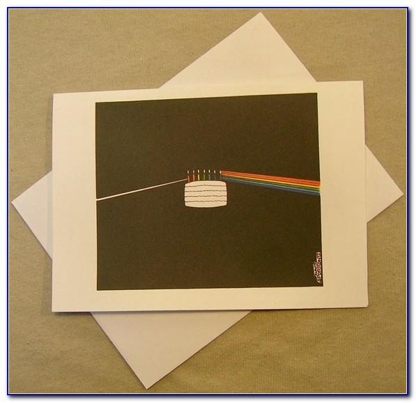 Pink Floyd Birthday Card Uk