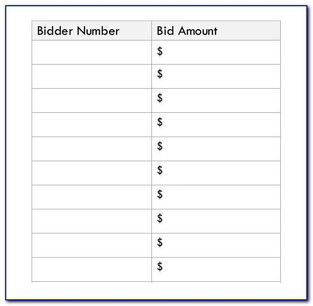 Pledge Card Template Free Download