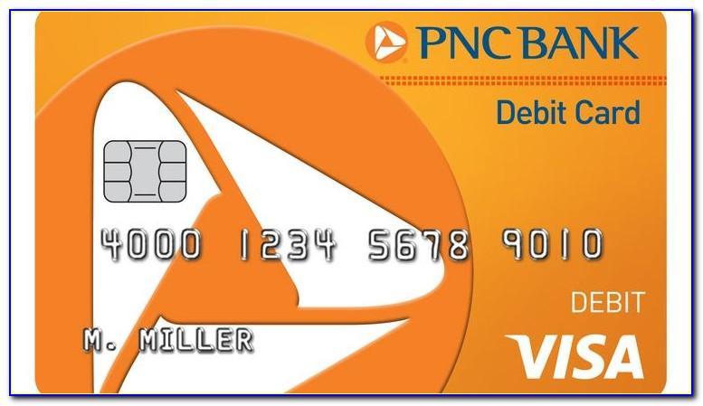 Pnc Business Debit Card