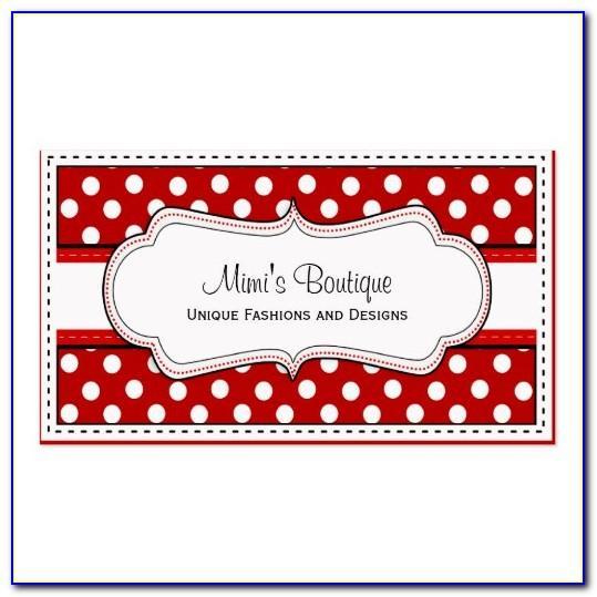 Poppin Business Card Holder White