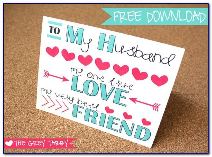 Printable Christian Birthday Cards For Husband