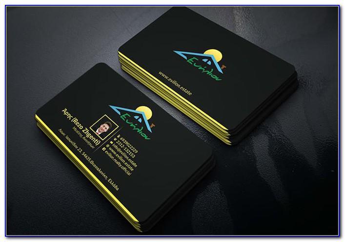 Psprint Business Card Template
