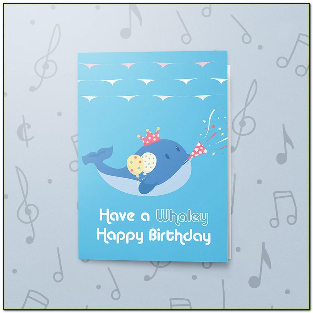 Recordable Birthday Cards Hallmark