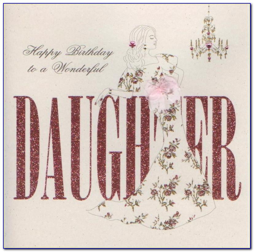 Religious Birthday Card For Daughter In Law
