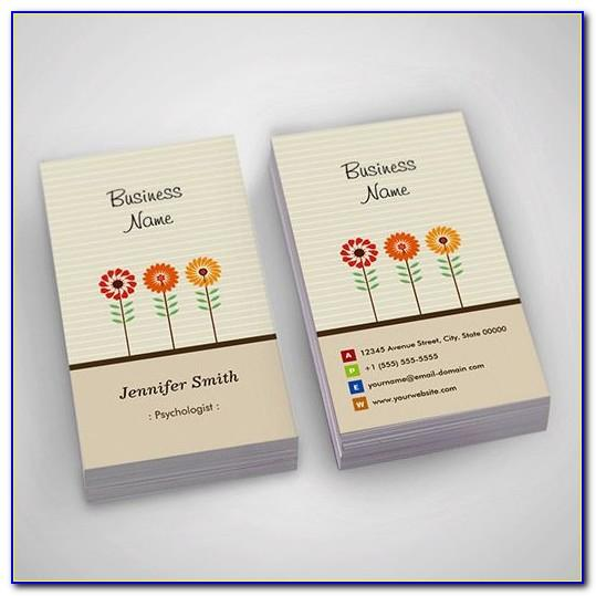 Review Vistaprint Business Cards