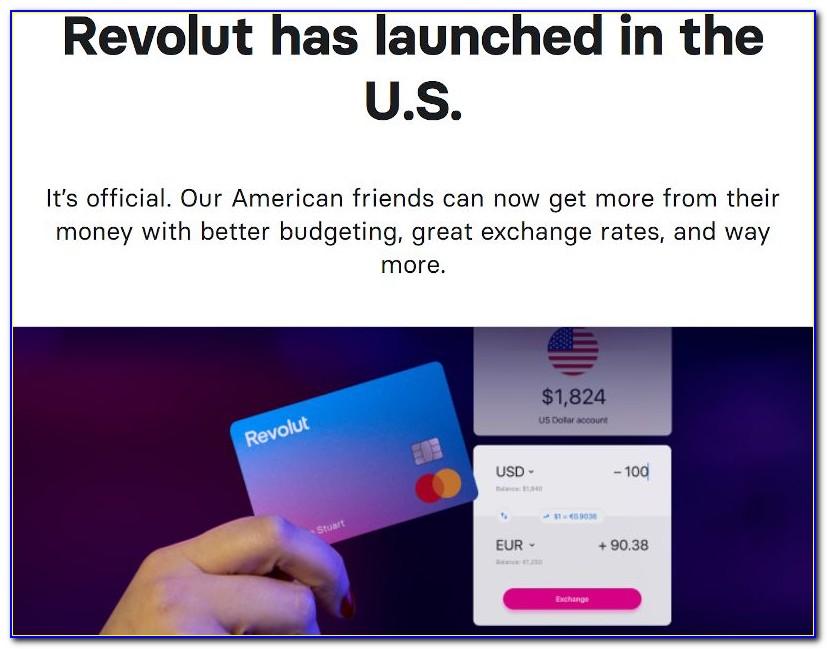 Revolut Free Card 2019