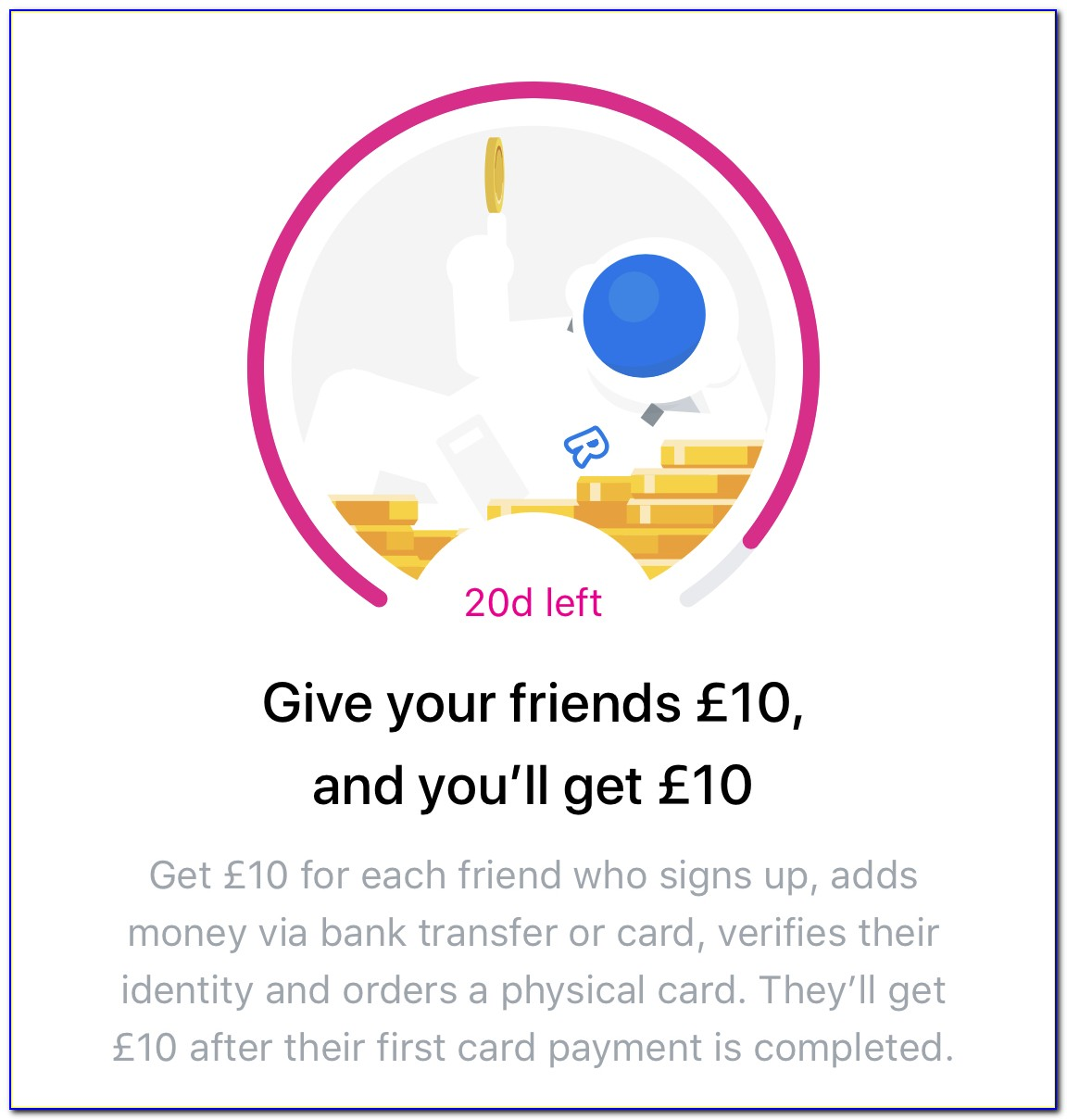 Revolut Free Card Offer