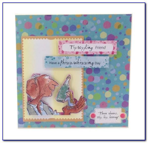 Roald Dahl Birthday Cards
