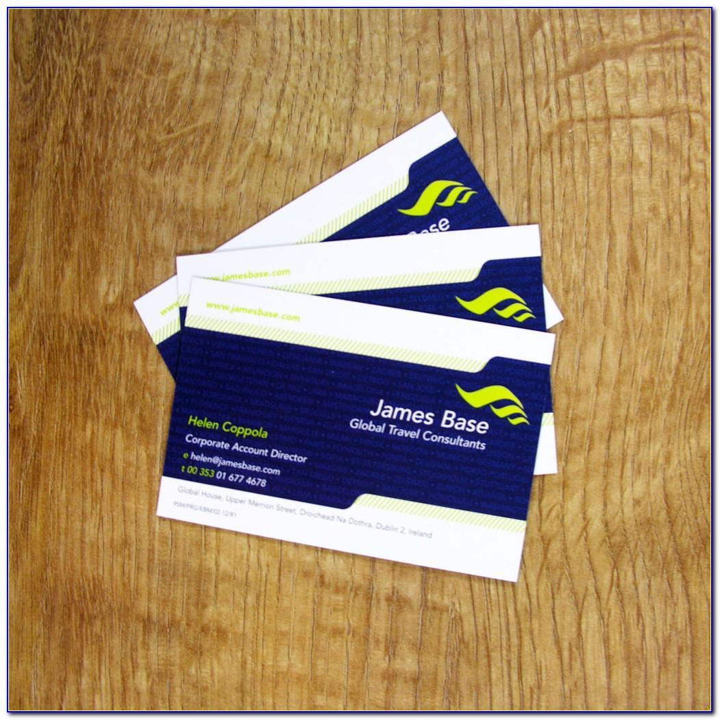Sample Babysitting Business Cards
