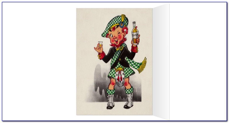 Scottish Birthday Cards For Facebook