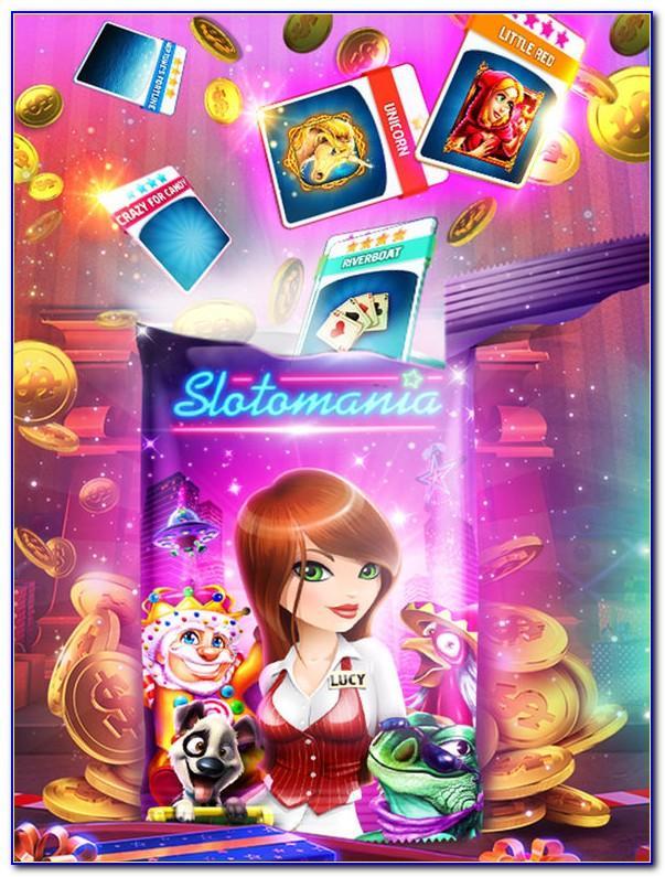 Slotomania Free Cards Hack
