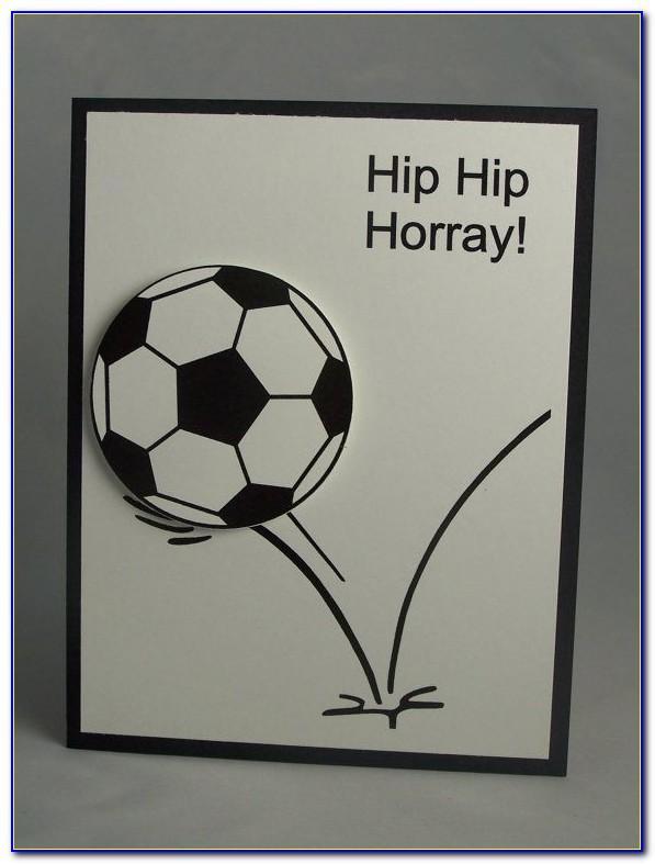 Soccer Birthday Cards To Make