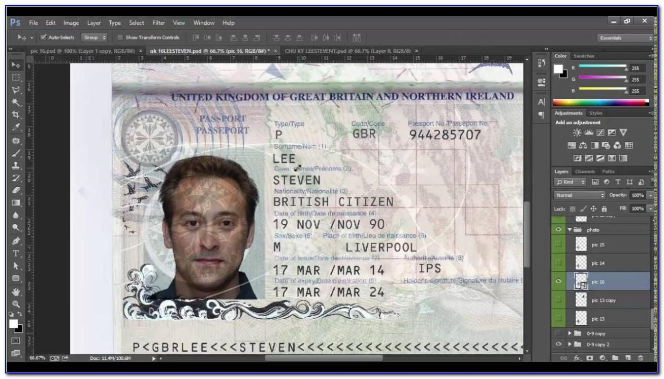 Social Security Card Template Download