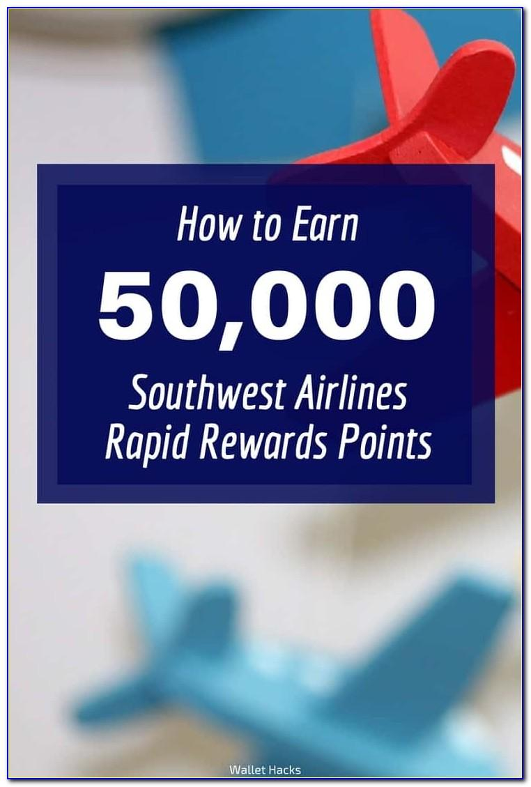 Southwest Airlines Business Credit Card Application