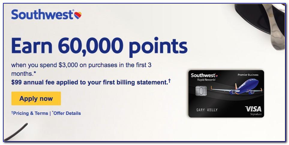 Southwest Business Credit Card Application Status
