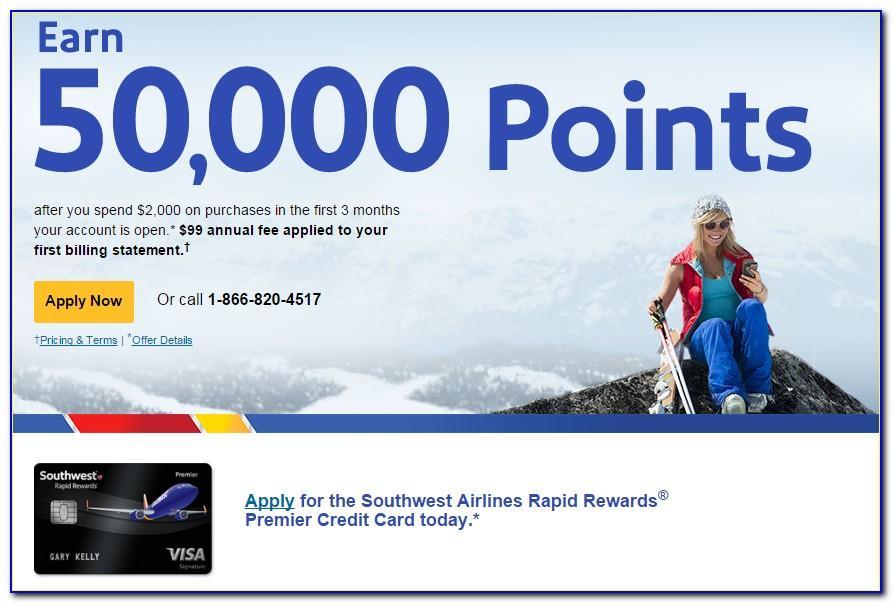 Southwest Rapid Rewards Business Card