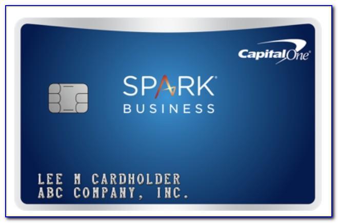Spark Business Miles Card