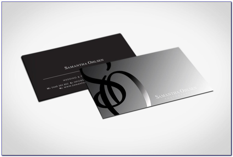 Spot Gloss Uv Business Cards