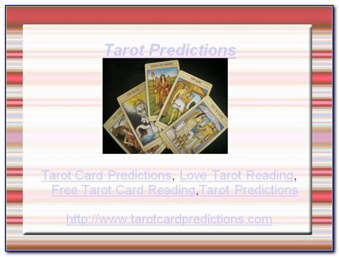 Tarot Cards Prediction 2019 Free