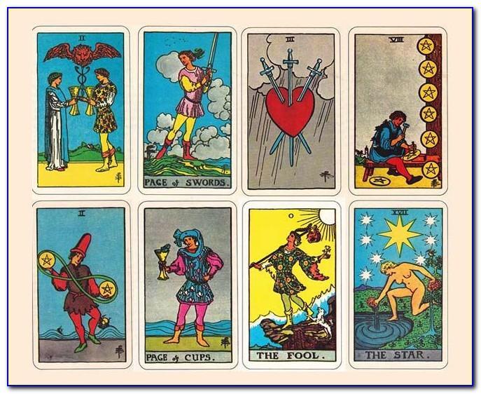 Tarot Cards Prediction Free