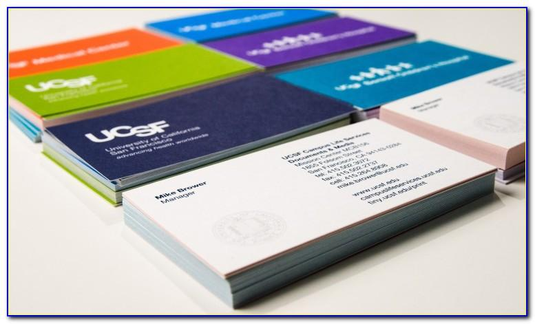 Ucsd Imprints Business Cards
