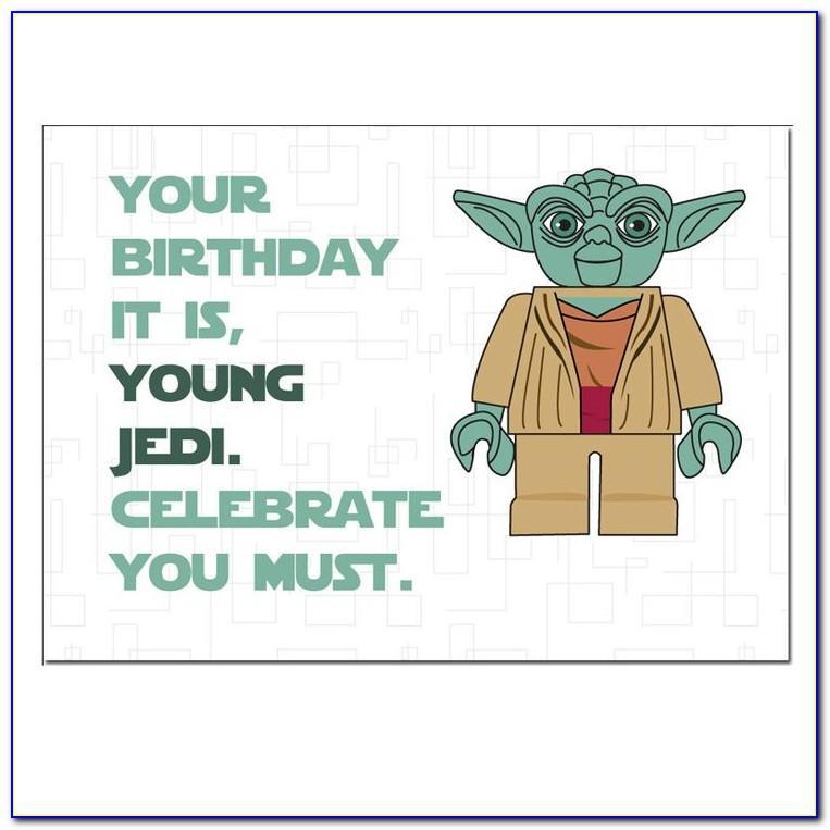 Unicorn Birthday Card Printable Free