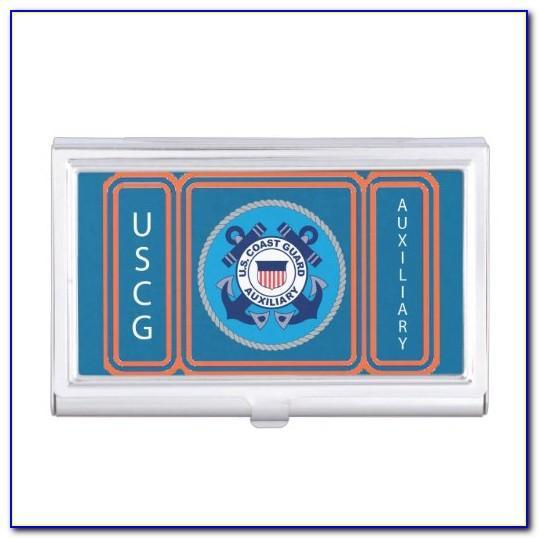 Uscg Aux Business Cards