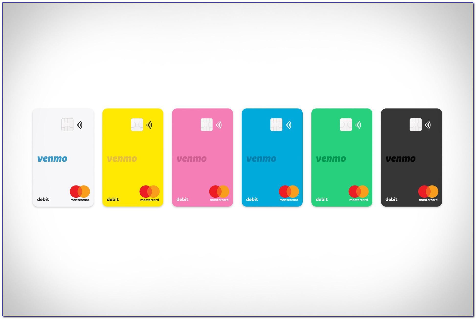 Venmo Free Debit Cards