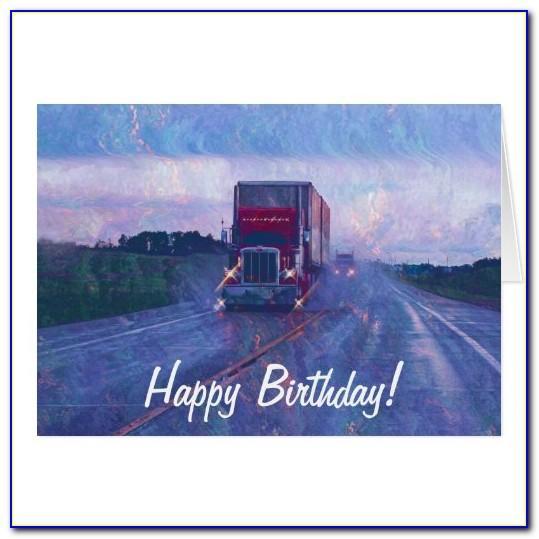 Vistaprint Birthday Cards