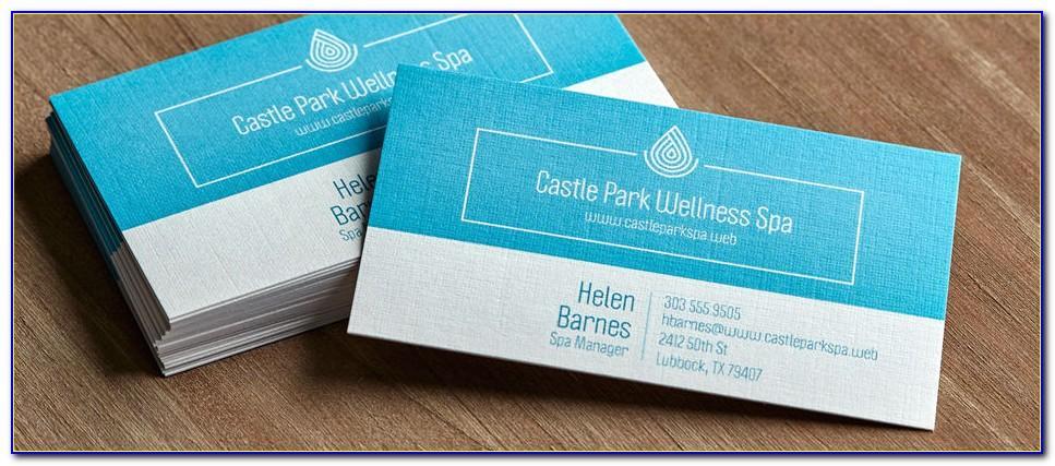 Vistaprint Business Card Specials