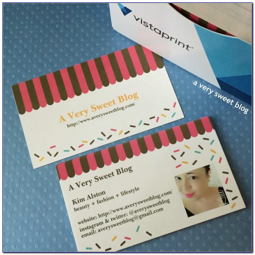 Vistaprint Business Thank You Cards